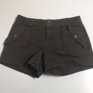 Banana Republic brown shorts